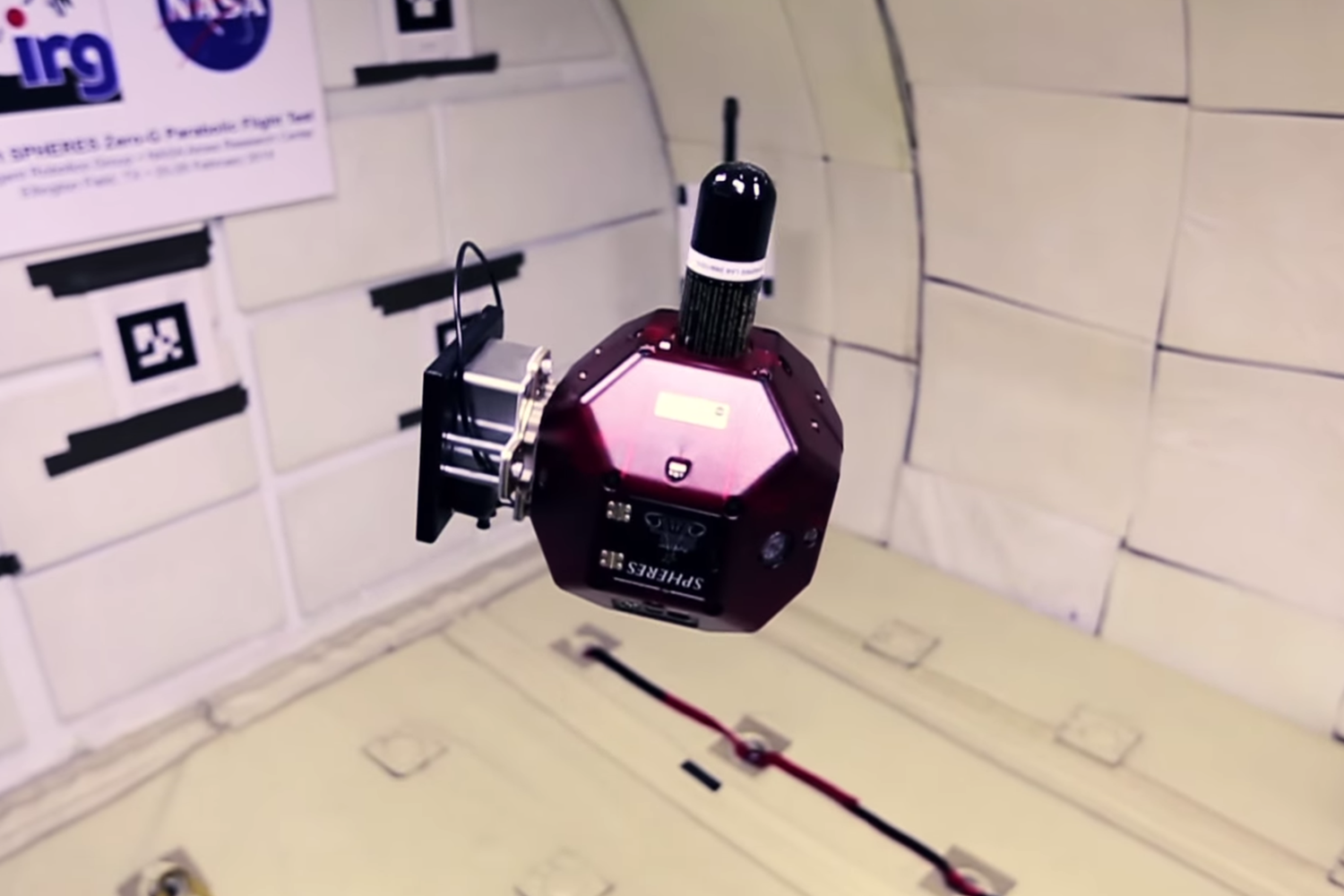 Google's Project Tango Heads To Space