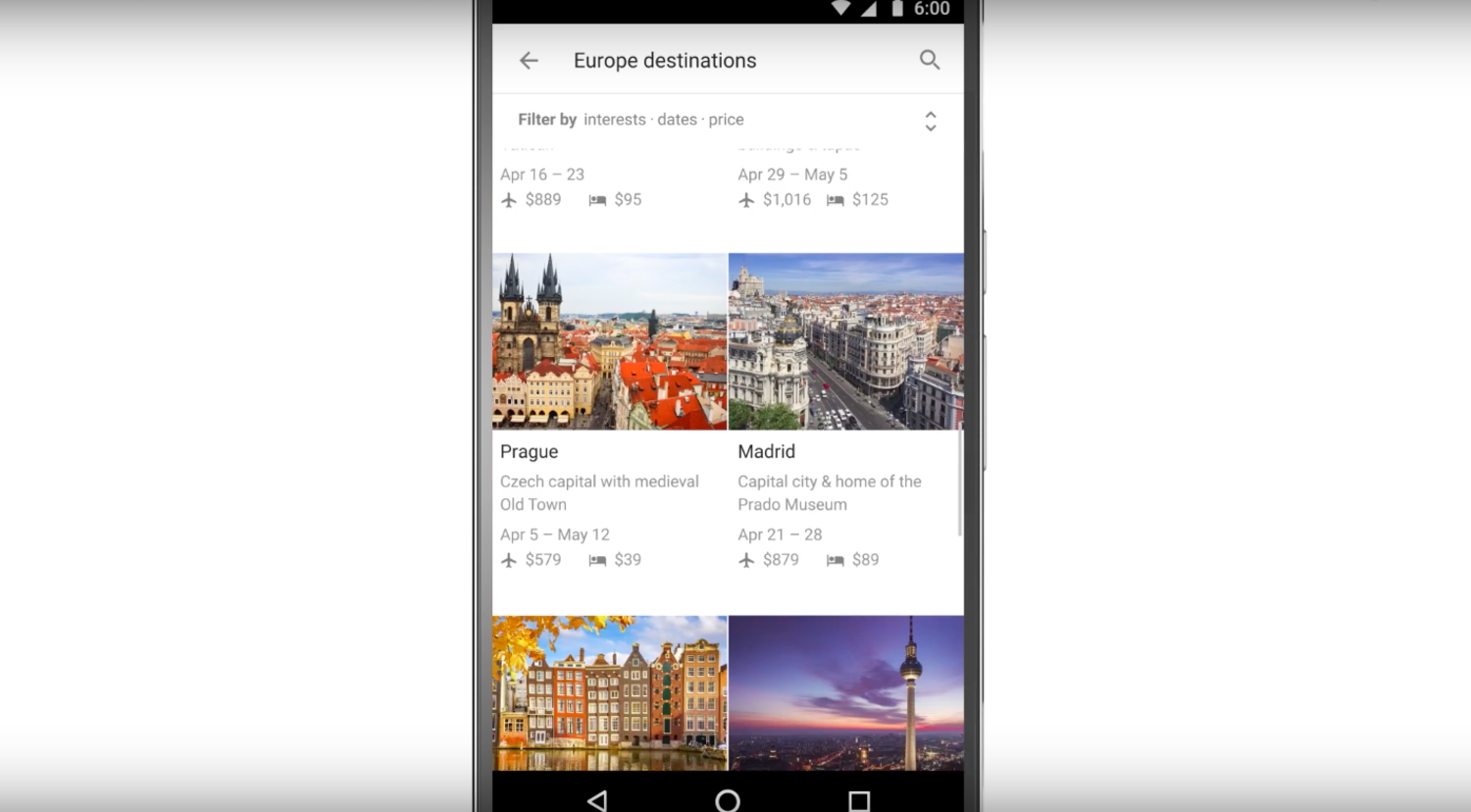 How To Make Your Travel Plans Easier With Google