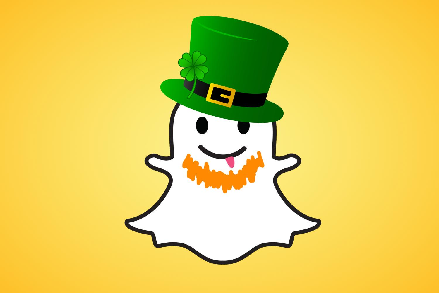 The Luck of the Irish: Get a Job via Snapchat