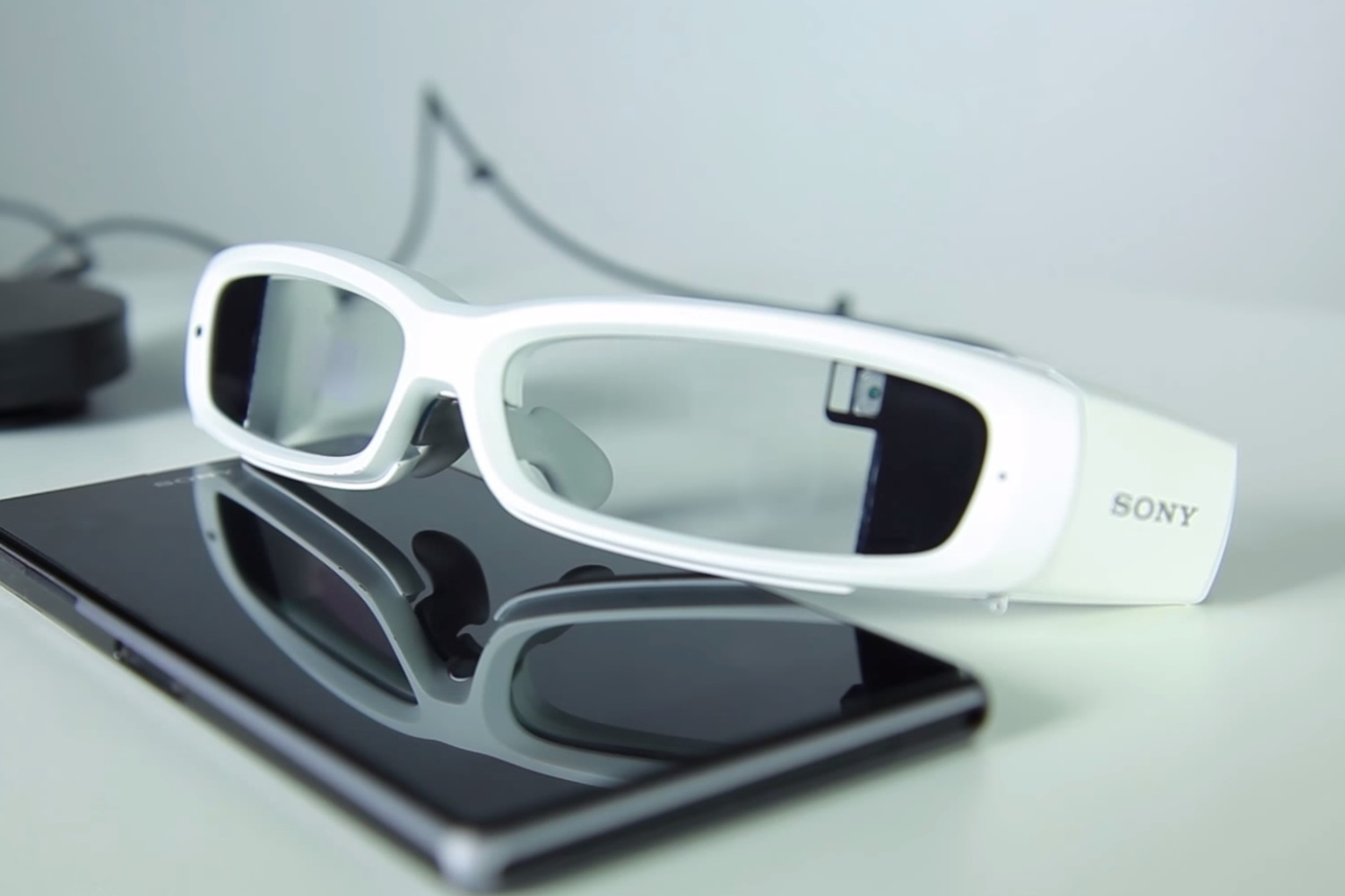 Sony Unveils The Biggest Rival To Google Glass