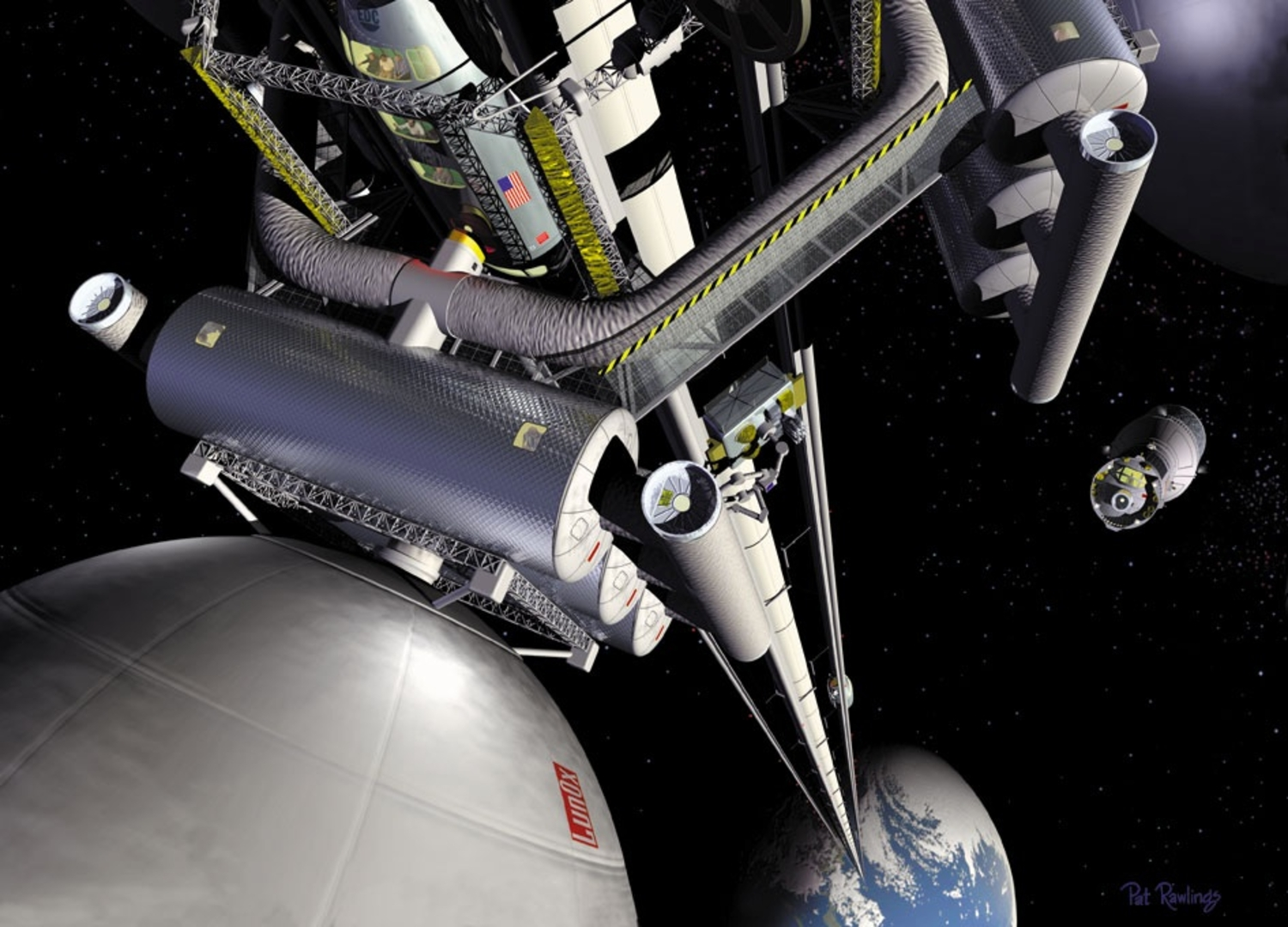 The Crazy Japanese Plan To Build An Elevator To Space