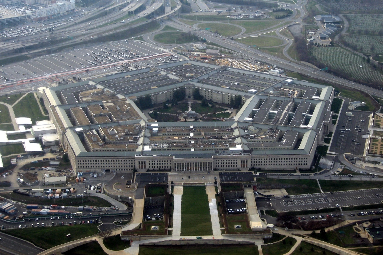 Is The Pentagon Trying To Lose More Classified Data?