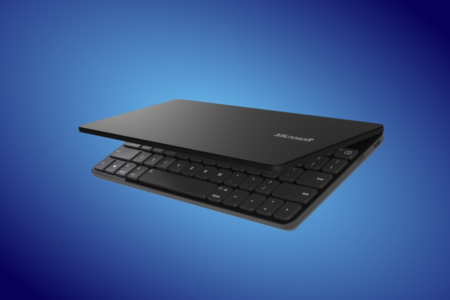 Microsoft's Universal Keyboard is Actually Universal