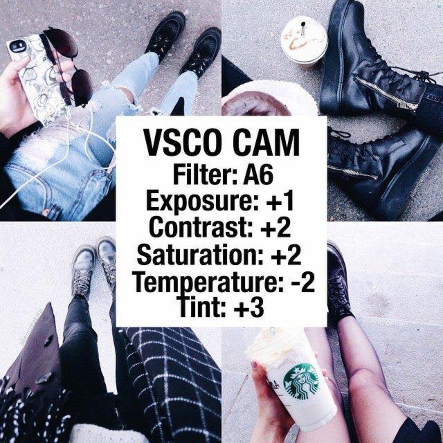 8 Hacks For Your VSCO Photos