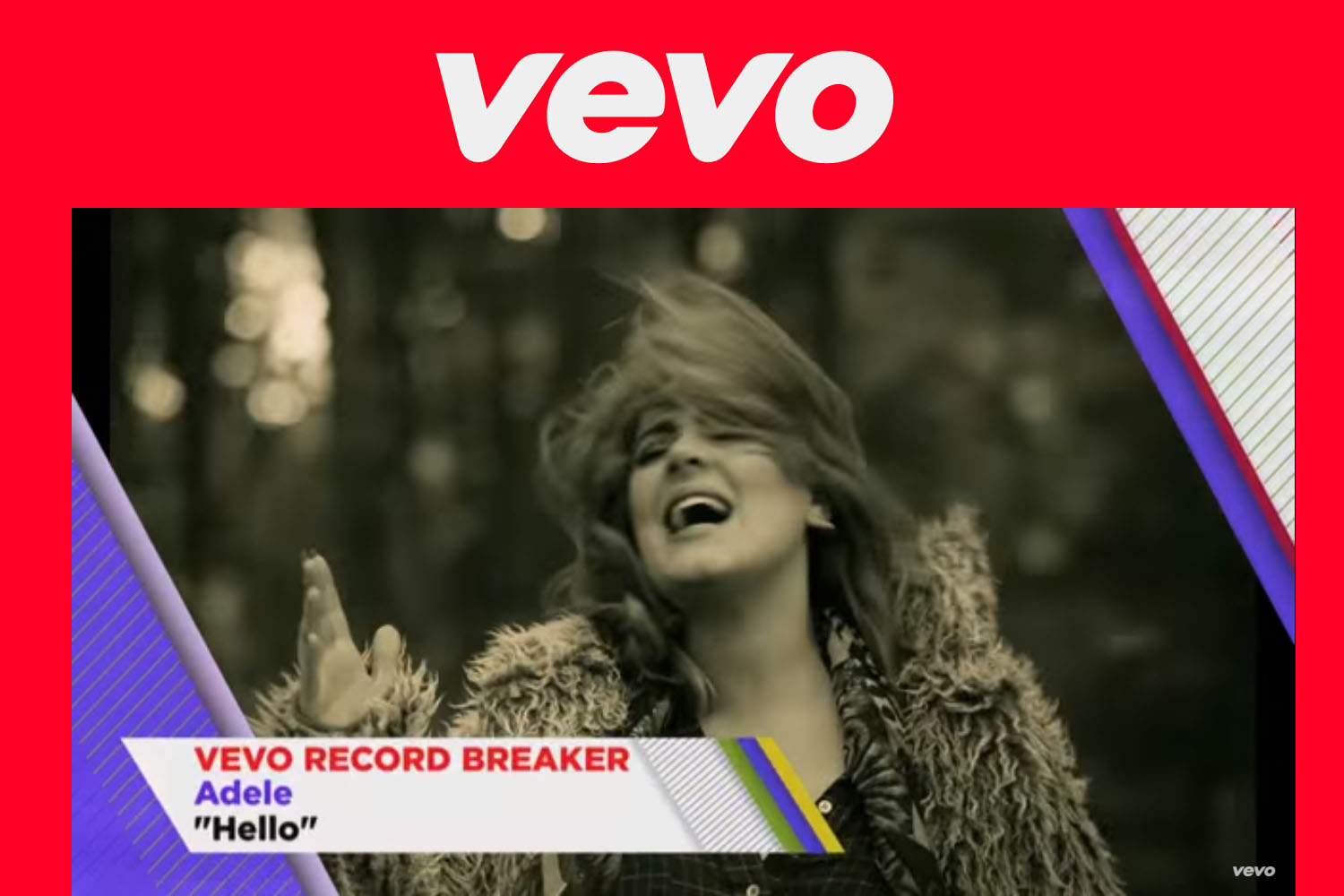 Song Breaks Vevo Records With 27M Views In A Day