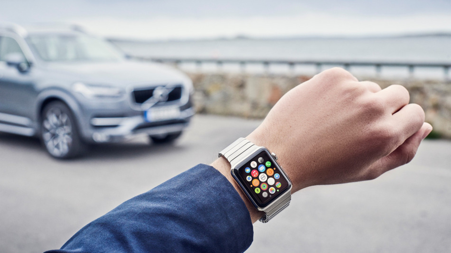 Unlock Cars With... Your Watch?