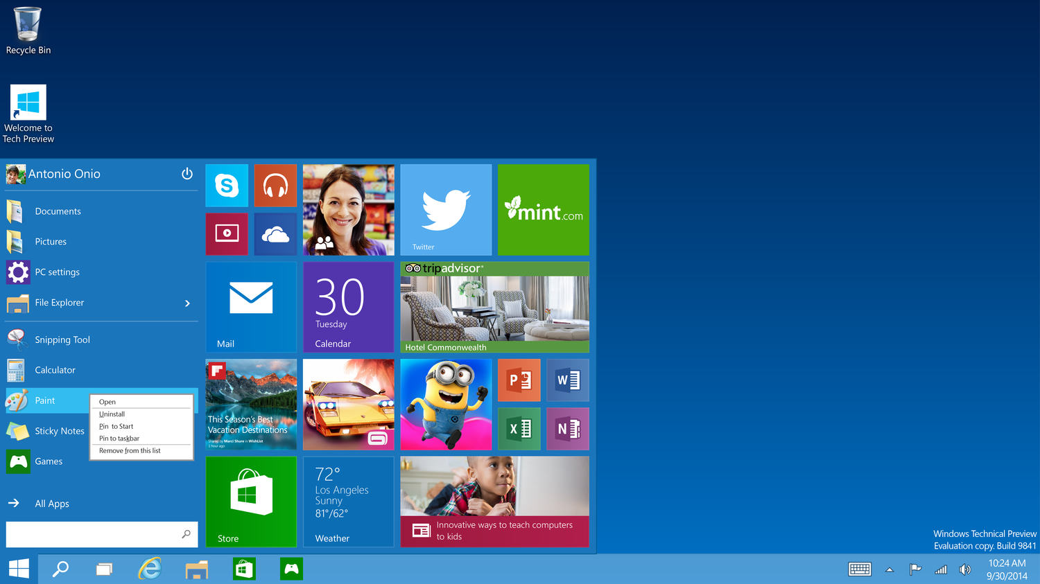6 Things We Learned From The Windows 10 Event