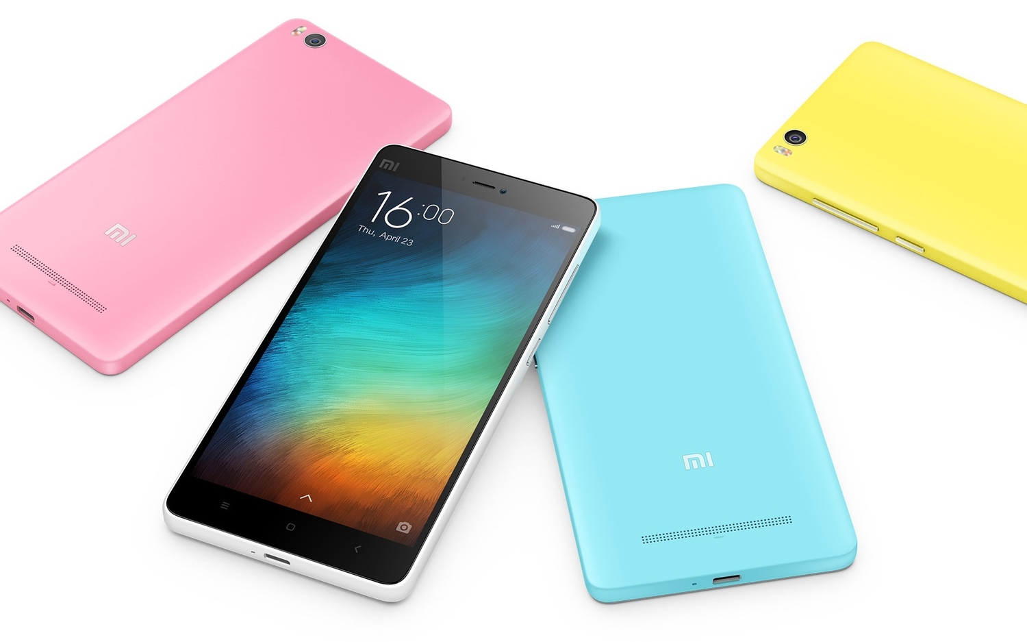 Introducing The Mid-Range Xiaomi Mi 4i