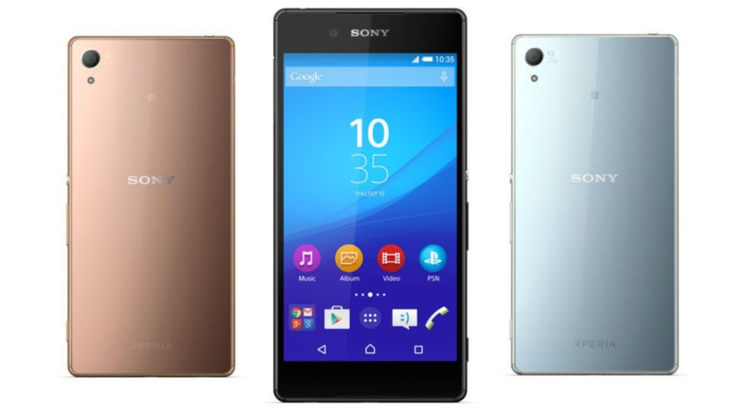 The Xperia Z4 Receives No Applause