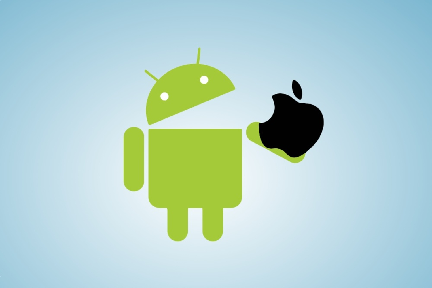 Is Apple Turning Into Android?