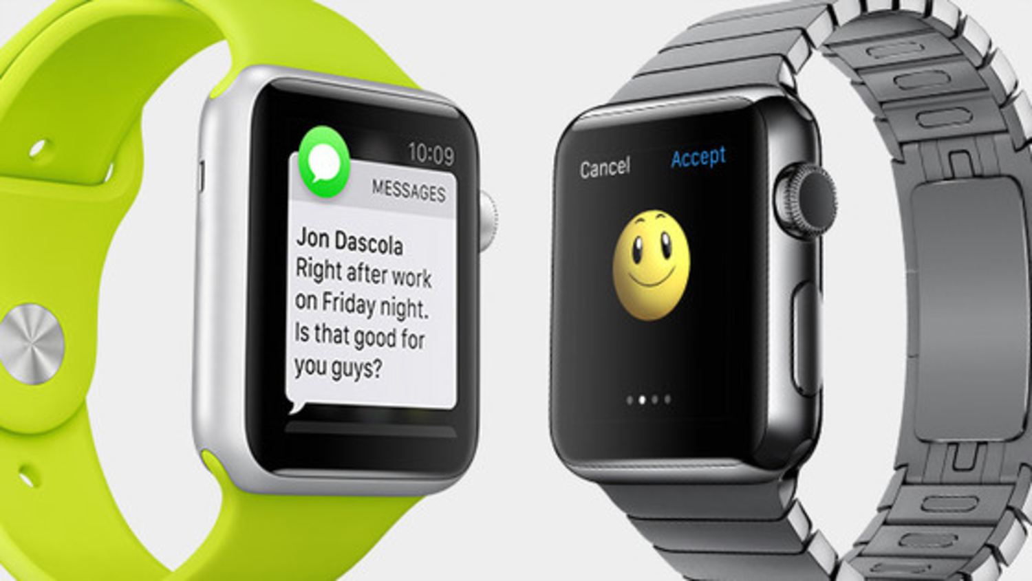 7 Things The Apple Watch Reminds Us Of