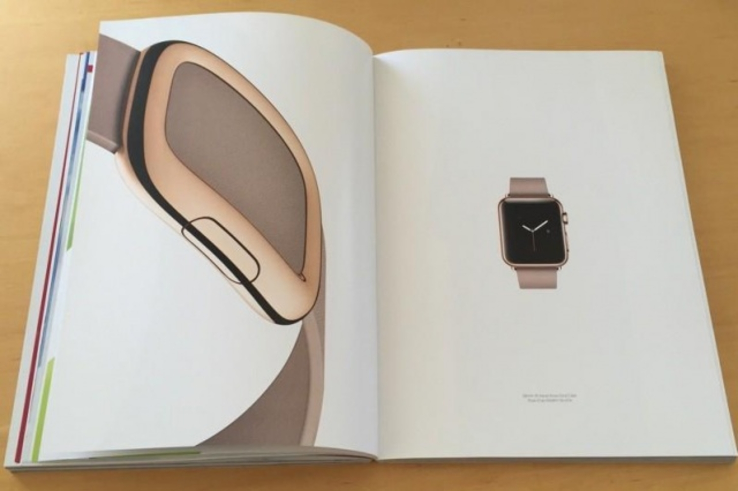 Apple Lands A Twelve Page Spread In Vogue