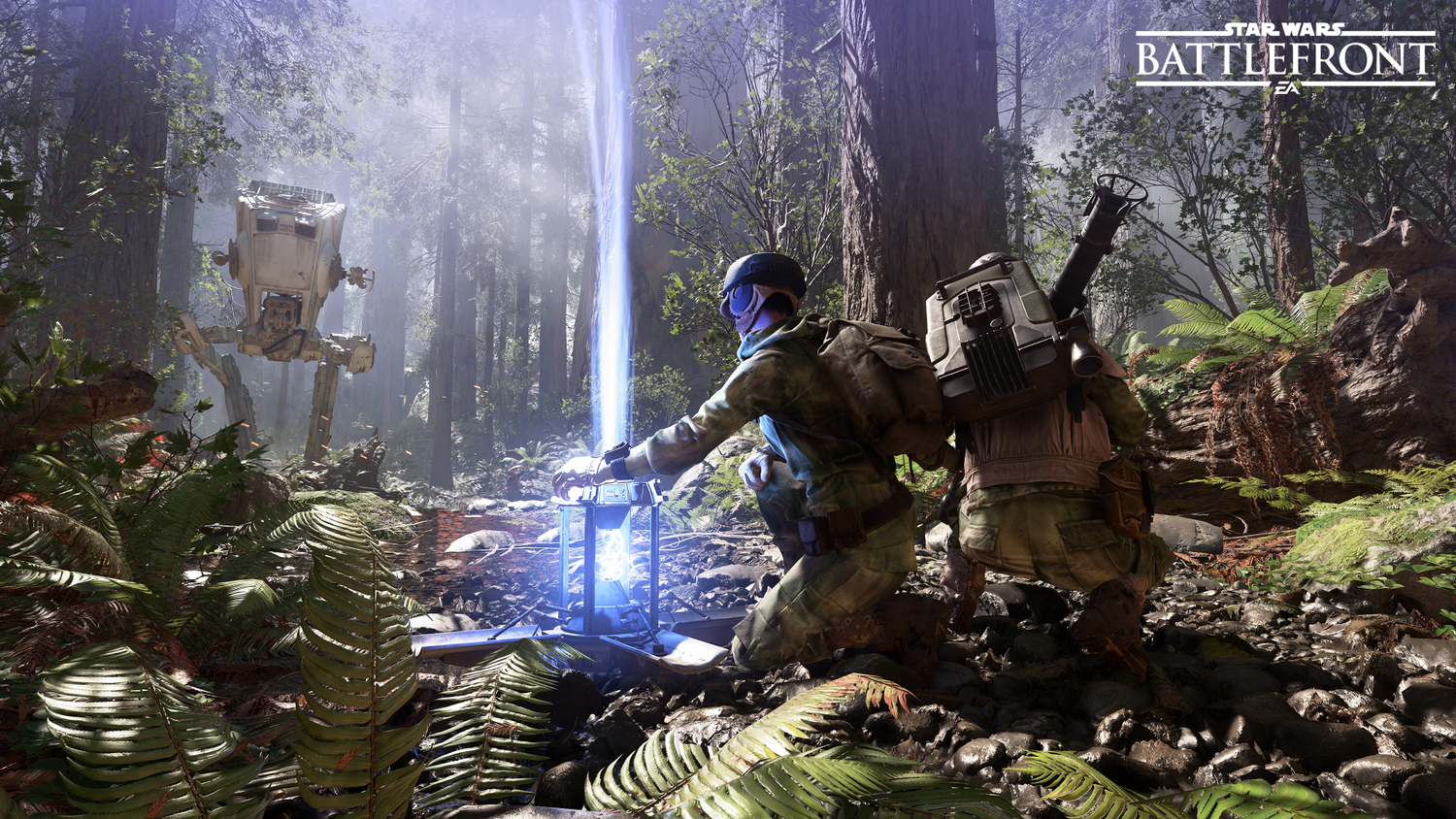 Star Wars Battlefront Wages War Across Planets