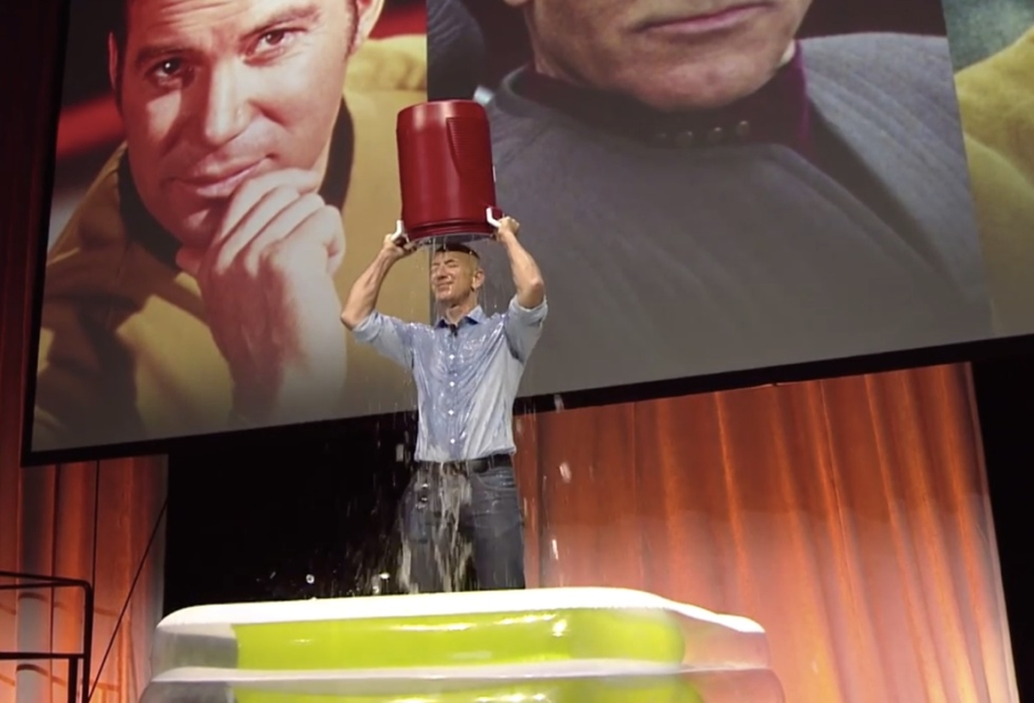 The Best Ice Bucket Challenge Videos From Tech's Biggest Names