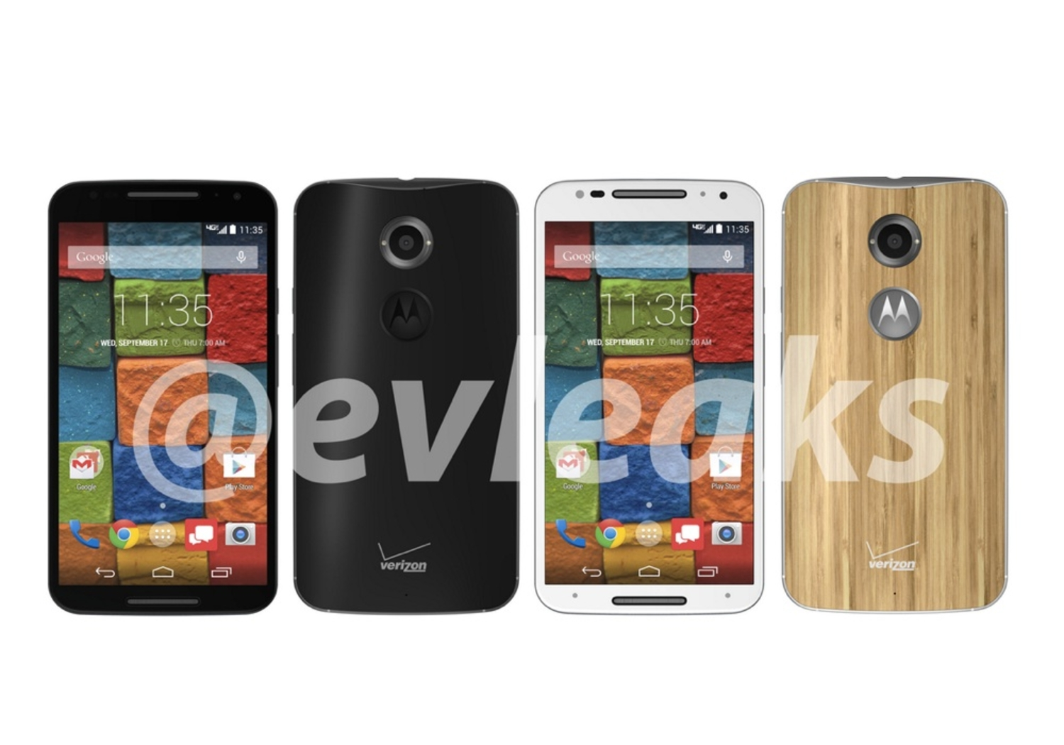 Leaked Images Suggest That This Is The Next Moto X