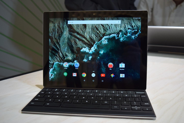 Tablet Wars: Google Pixel C vs. Apple iPad Pro