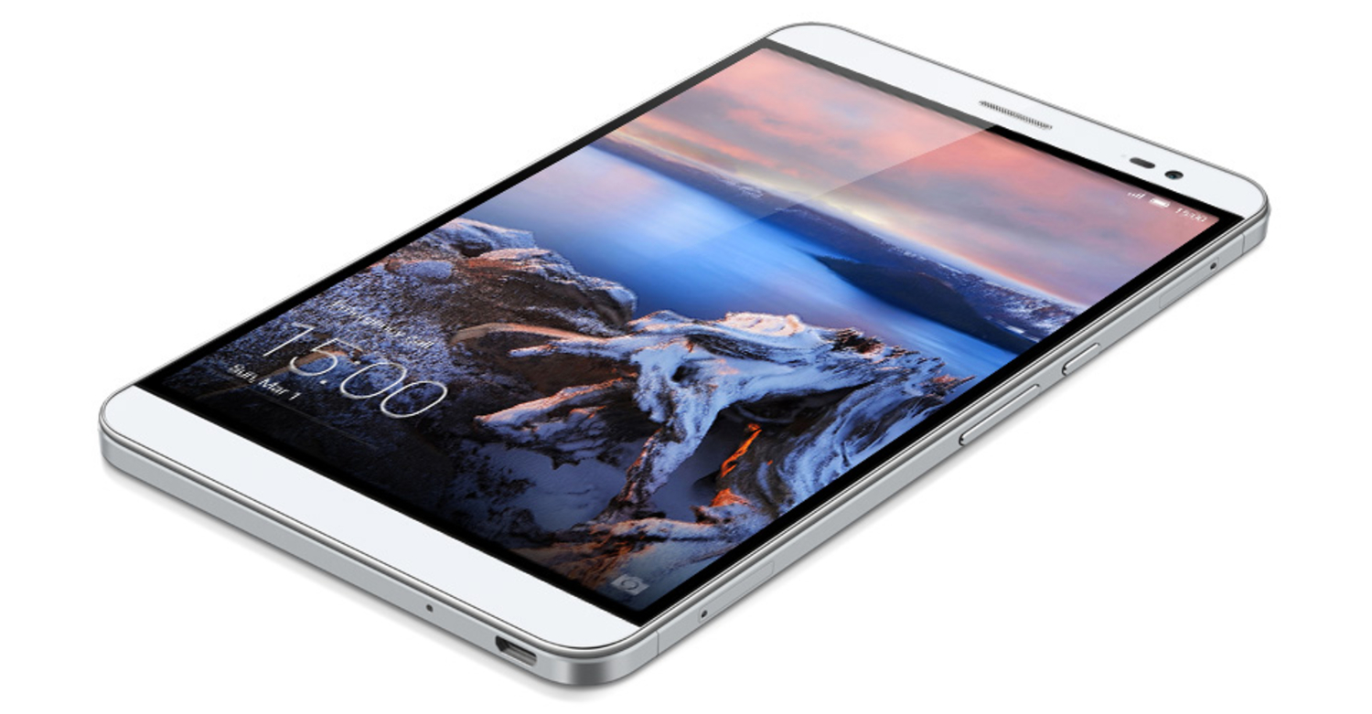 Huawei Debuts The Thinnest Tablet Yet