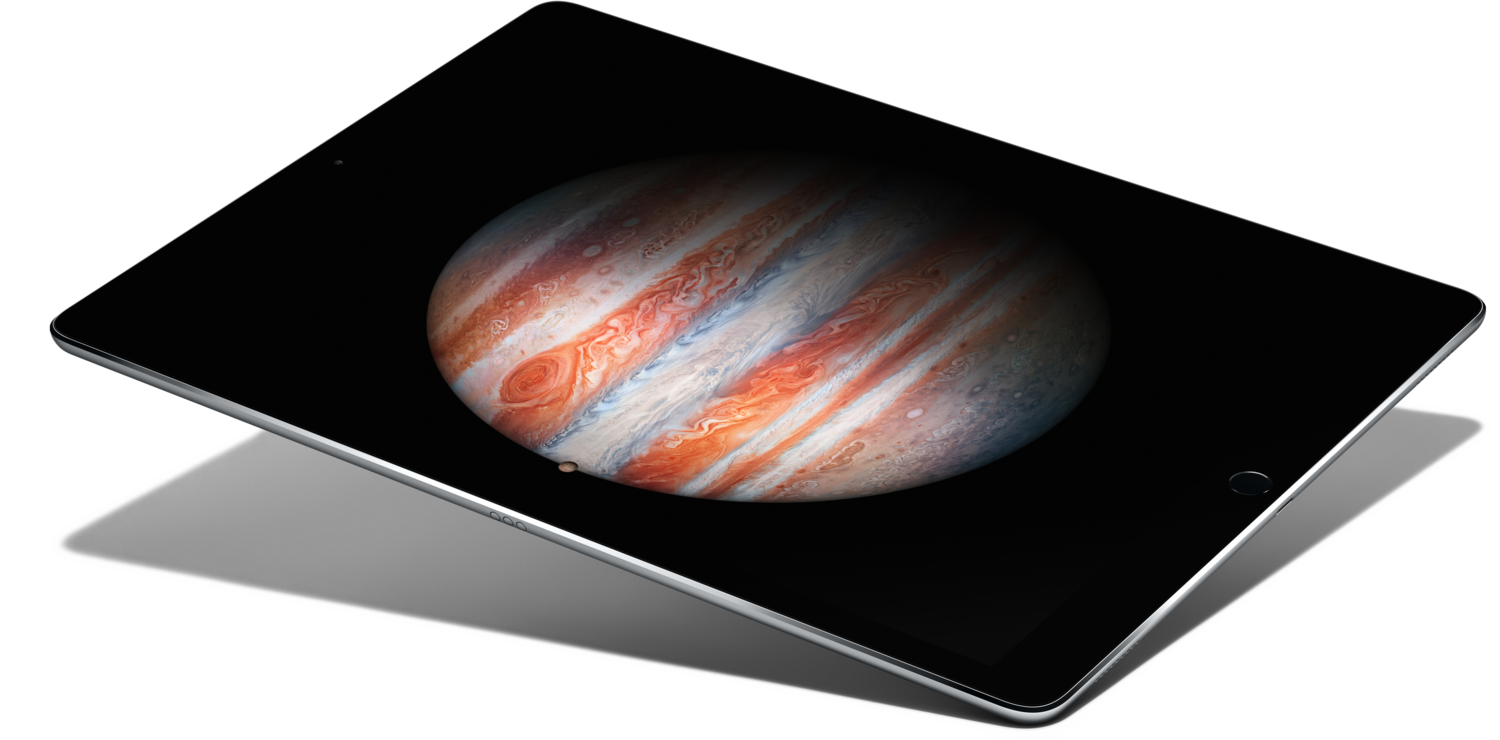 Apple's iPad Pro Spanks Microsoft's Surface Pro 3