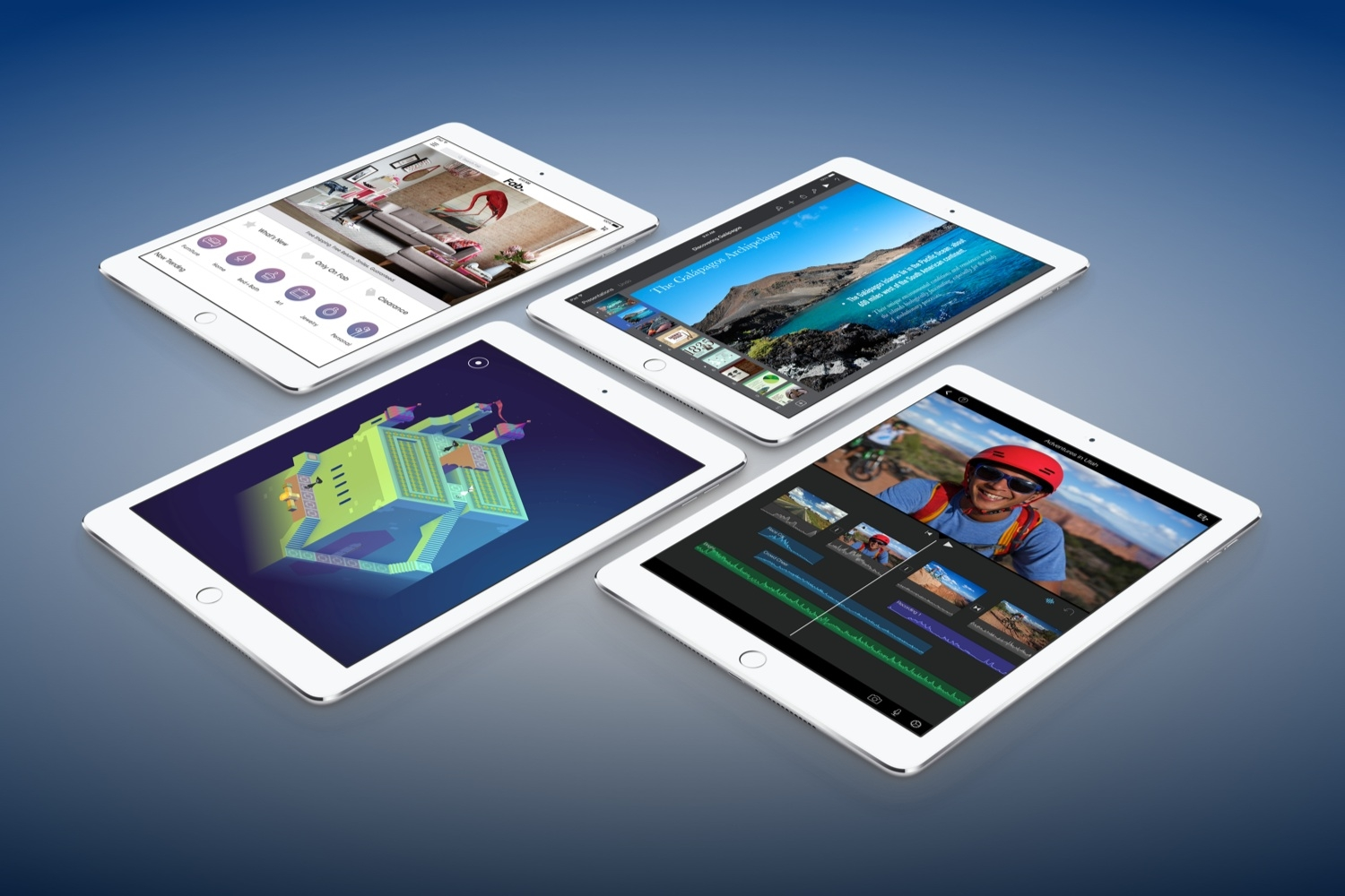 5 Reasons Why The iPad Air 2 Is Still The World's Best Tablet
