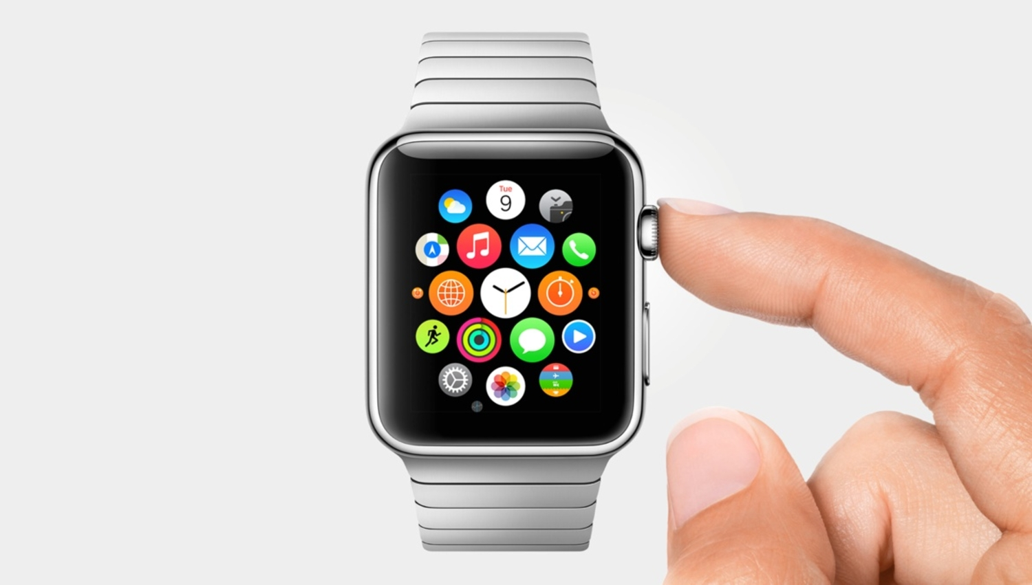 The Apple Watch Is Here!