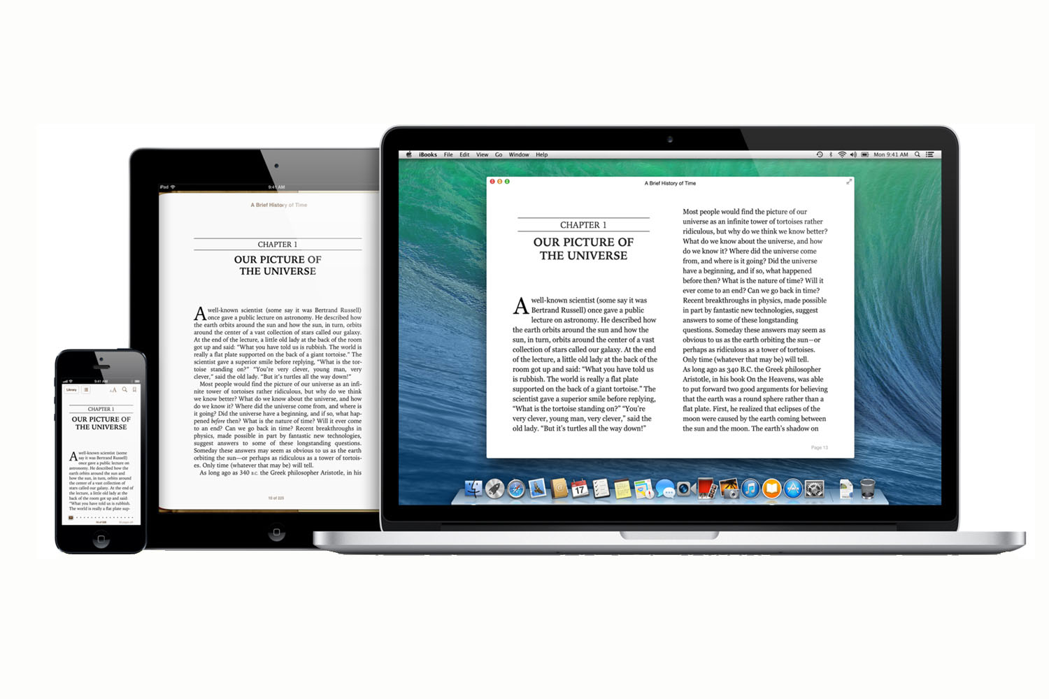 Apple iBooks And Kindle Give Early Xmas Presents