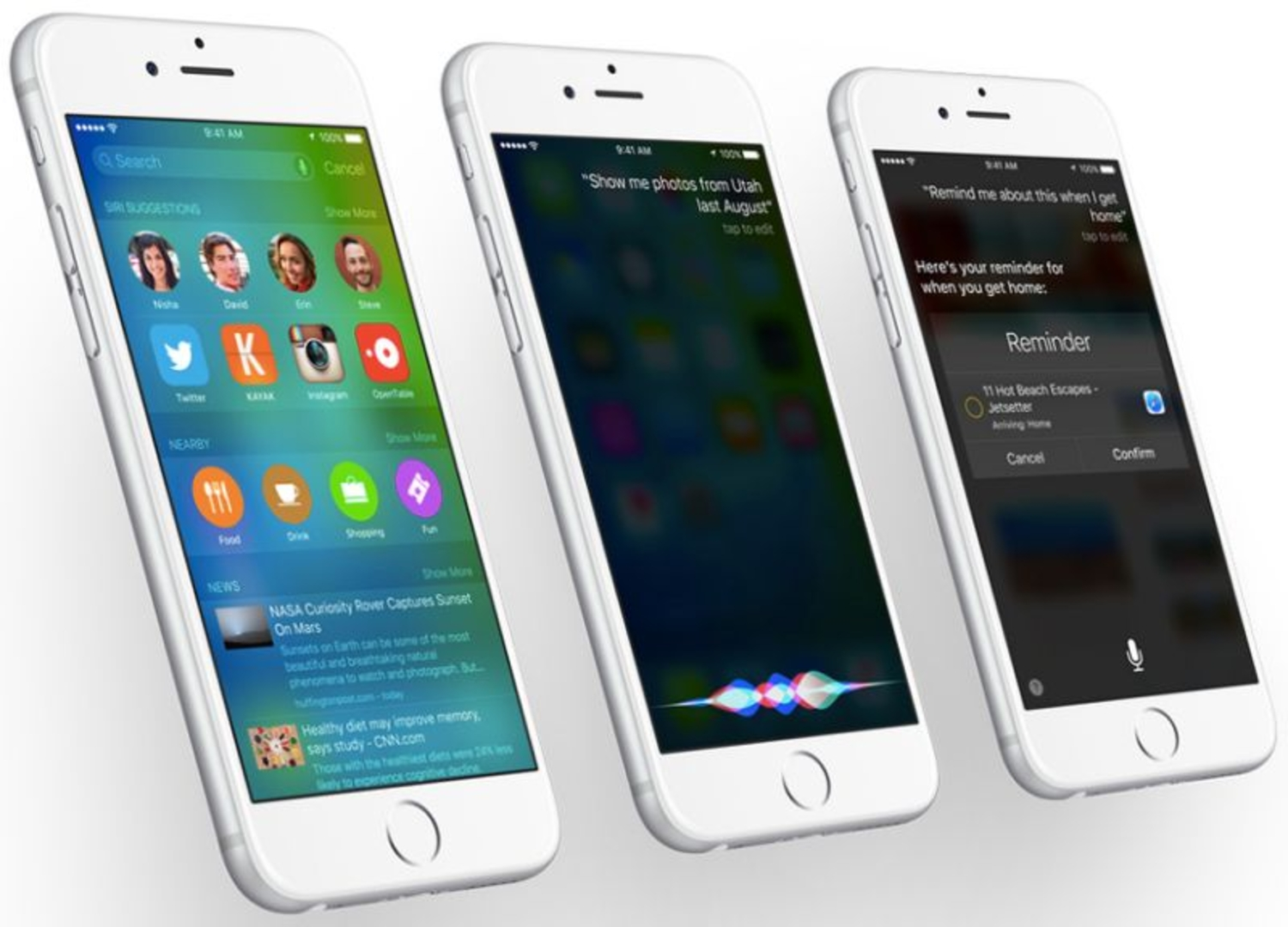 The 8 Best Things About iOS 9