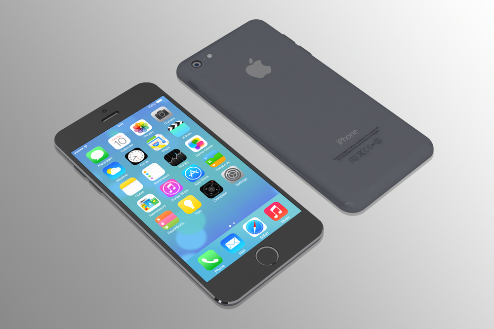 The Best iPhone 6 Rendering in 3D