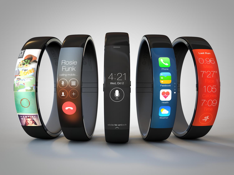 Psst...5 Key Rumors About Apple's Smartwatch
