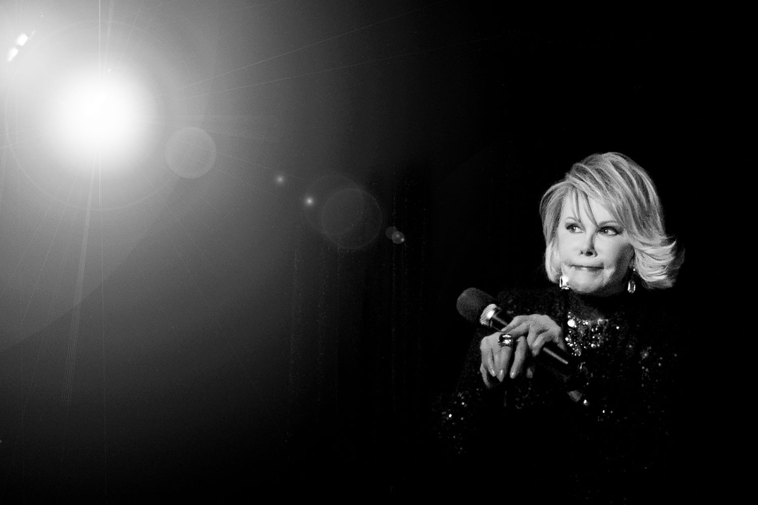 10 Comedians' Twitter Tributes To Joan Rivers