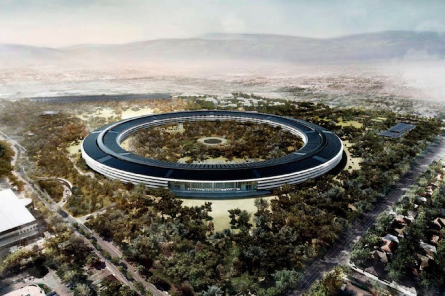 This Is What Apple's Spaceship Looks Like