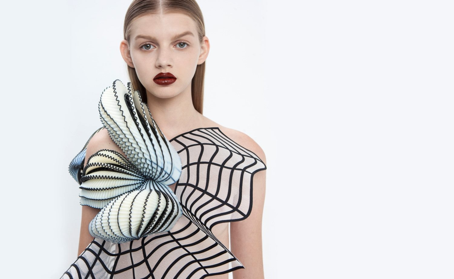 The Fashion Designer Who 3-D Prints Her Designs