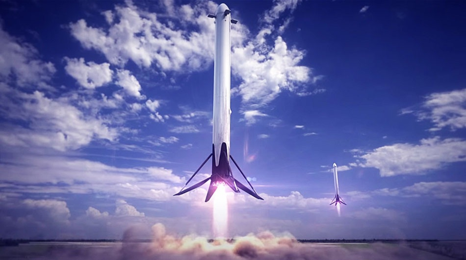 Watch This New Concept Video By SpaceX