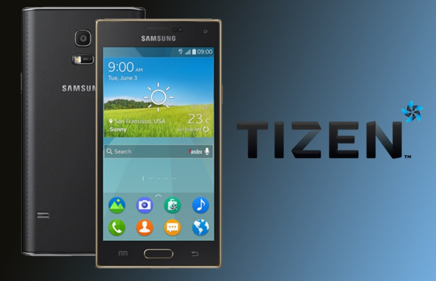 The Adventures Of Tizen