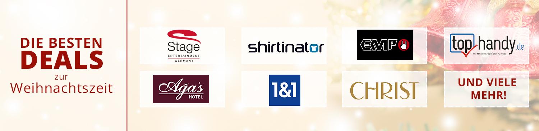 [Partnerangebot] 15 aufregende Weihnachtsdeals und Geschenkideen