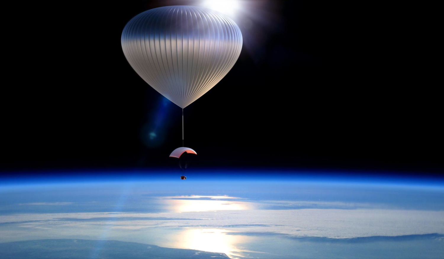 Travel To Space For $75,000
