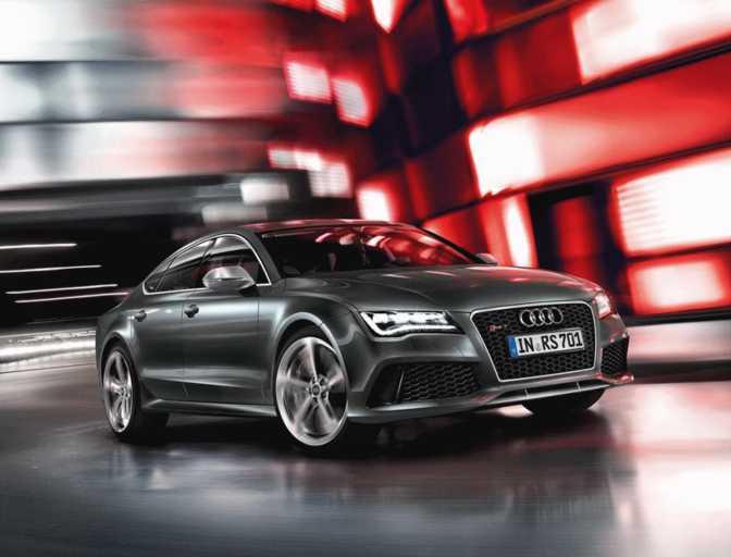 Audi RS 7 (2014)
