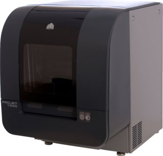 3D Systems Projet 1500
