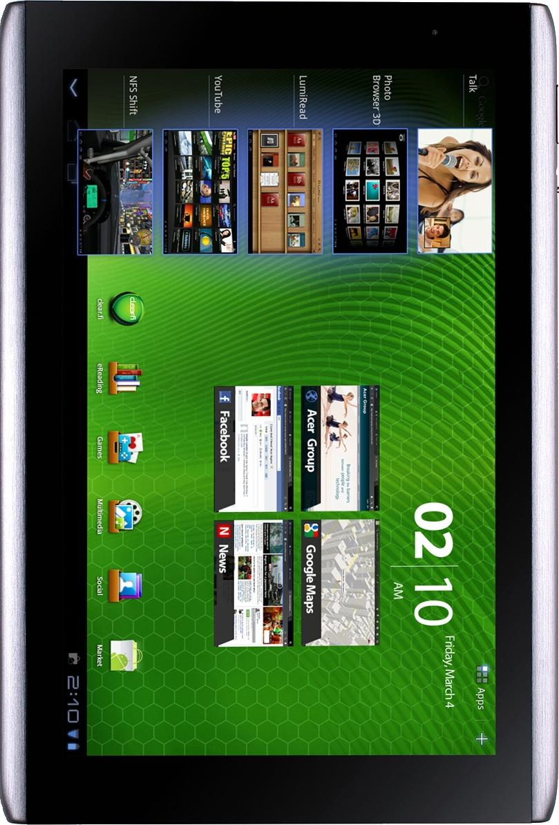 Acer Iconia Tab A501 16GB