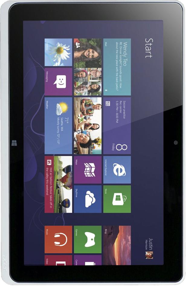 Acer Iconia W510-1666