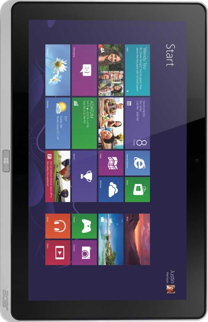 Acer Iconia W700 128GB
