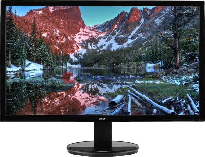 """Acer K2 K212HQL 20.7"""""""