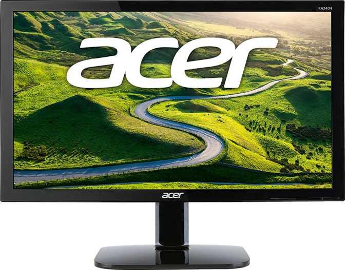 "Acer KA KA240H 24"""