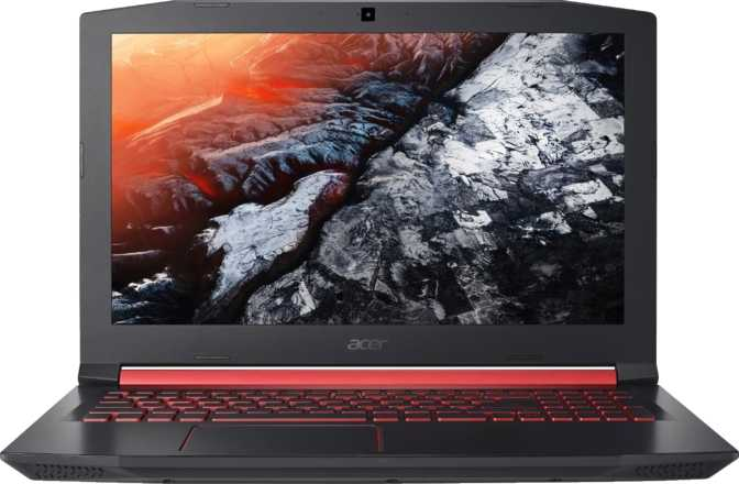 "Acer Nitro 5 15.6"" Intel Core i5-7300HQ 2.5GHz / 8GB / 1TB HDD"
