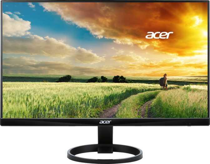 "Acer R0 R240HY bidx 23.8"""