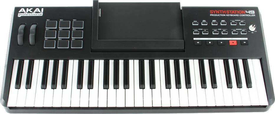 Akai SynthStation49