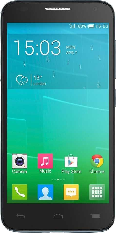 Alcatel OneTouch Idol 2 Mini S