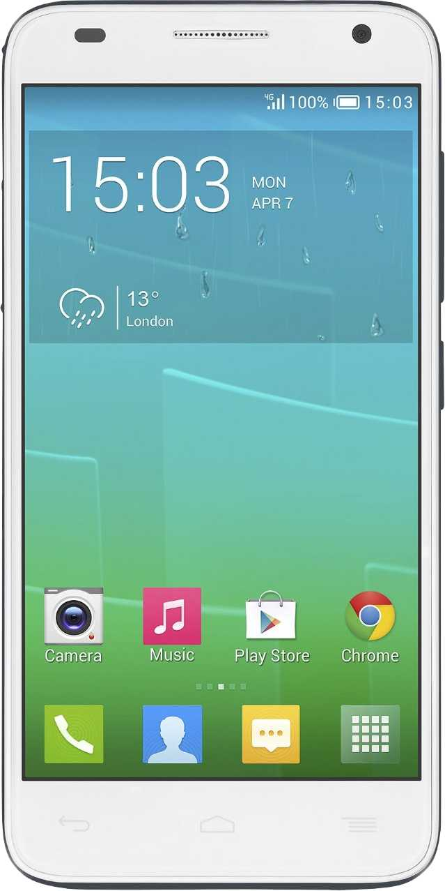 Alcatel OneTouch Idol 2 Mini Dual SIM
