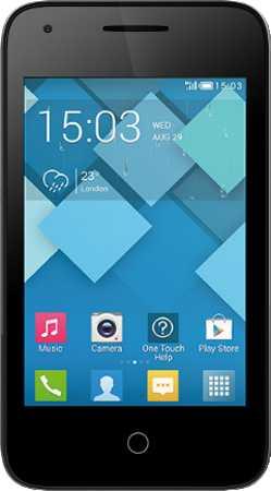 Alcatel OneTouch Pixi 3 (4) LTE Dual SIM