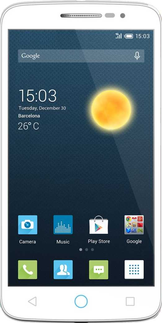 Alcatel OneTouch Pop 2 (5) Dual SIM