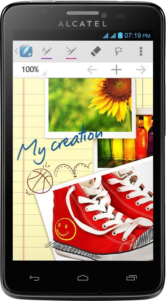 Alcatel One Touch Scribe Easy 8000E